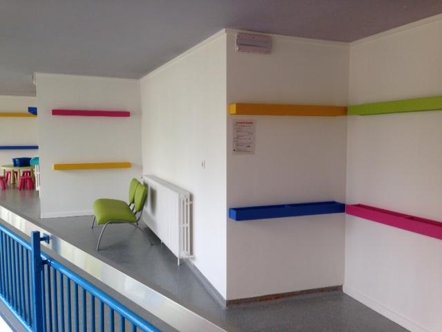 Une Nouvelle Porte D'Entrée Sécurisée À La Crèche De La Dodaine | Le